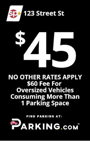 No other rates apply sign image