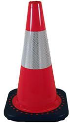 Photo of traffic cone